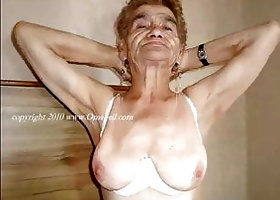 OmaGeiL Pictures with Nude Grannies and Sextoy