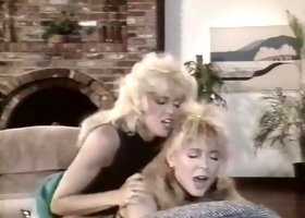 Nina Hartley, Carol Cummings, Sharon Kane, Nikki Knights - Wild Heart (1989)