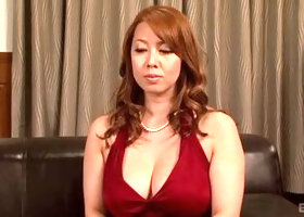 MILF sex video featuring Yumi Kazama and Sho Nishino