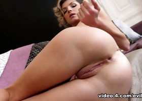 Gina Gerson in Queefing Gina's Big Cock Anal Fuck - EvilAngel