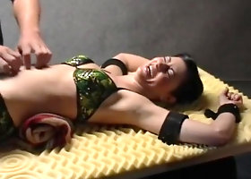 Amazing porn clip Bondage great pretty one
