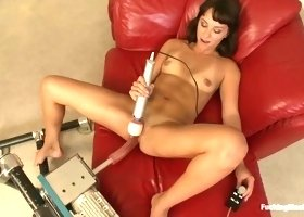 Anal drilling porn video featuring Charlee Chase, Charley Chase and Jenna Presley