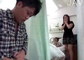 Cute Chick Gets Seduced In Hospital